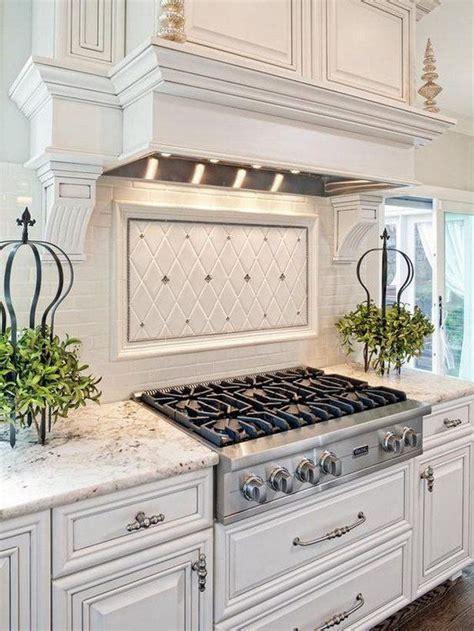 kitchen backsplash ideas with white cabinets silver gas best 25 white tile backsplash ideas on pinterest