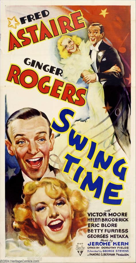 swing time swing time review summary 1936 roger ebert