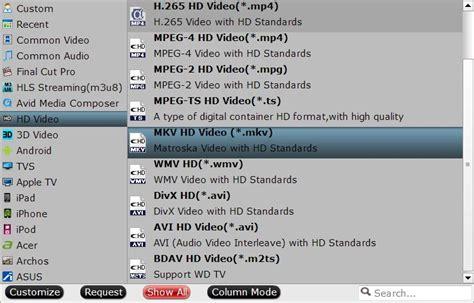 video format vizio play mkv files on vizio p series 4k tv from usb flash