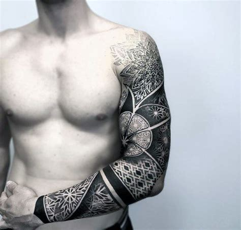 40 unique arm tattoos for masculine ink design ideas