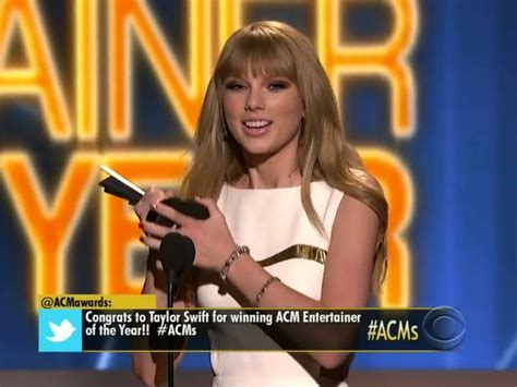 country music award results 2012 taylor swift crowned entertainer of the year at acm awards