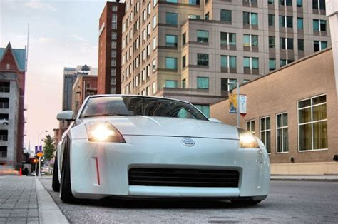 white nissan 350z modified custom pikes peak white nissan 350z autoevolution