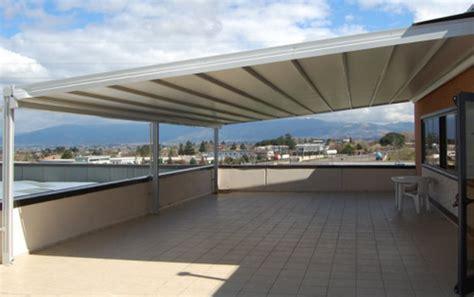 coperture terrazzi coperture su misura a roma in alluminio ferro o