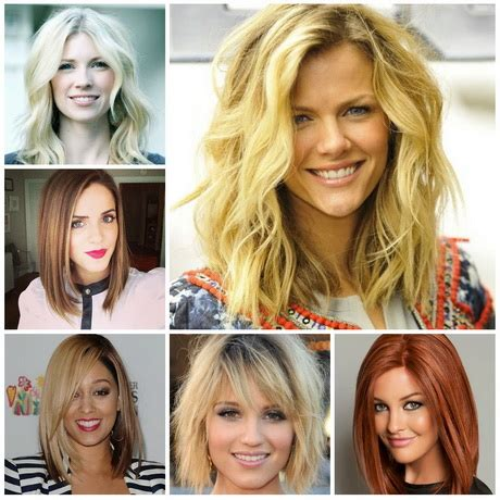 Medium Length Hairstyles 2016 For by Hairstyles For Shoulder Length Hair 2016