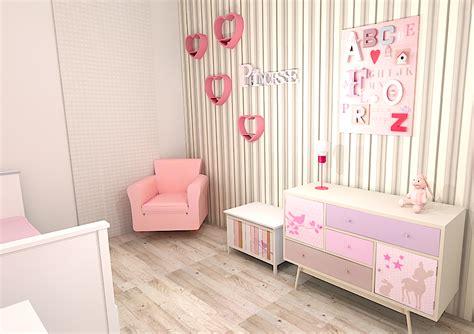 chambre enfants fille chambres d enfants e interiorconcept