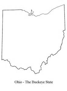 Outline Of Ohio Vector by Ohio Outline For Embroidery Stitchy