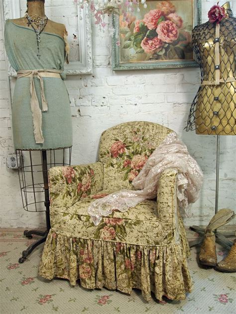 17 Best Images About Boudoir Chairs On Pinterest Painted Shabby Chic Cottage