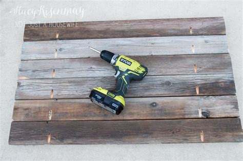 Kreg Jig Table Top by Reclaimed Wood Desk Not Just A