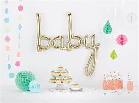 Baby Decorations For Baby Shower by Baby Shower Decorations Popsugar Family