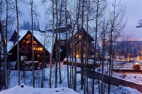 Cabins In Telluride by Mountain Lodge At Telluride Colorado