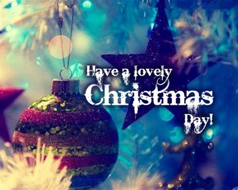 have a lovely christmas day happiness style