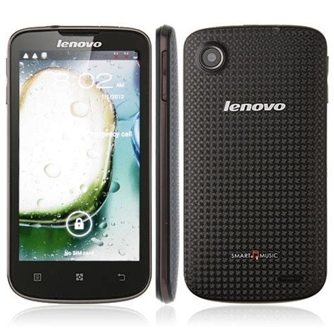 Touchscree Lenovo A800 1 lenovo a800 specs review release date phonesdata