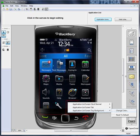 Themes For Blackberry Phones | download i phone theme for blackberry nwamewg