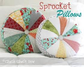 tutoriales de patchwork almohadones redondos