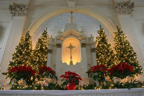 church decorating ideas st dominic s catholic church at benicia ca church decoration