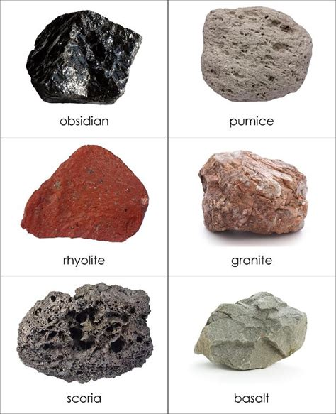 types of rocks 146 best igneous and metamorphic rocks images on pinterest