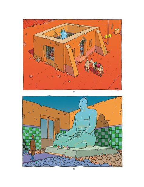 moebius library the world of edena presenting moebius library the of edena