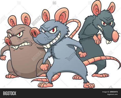 imagenes de ratas halloween vetor e foto tr 234 s mal ratos dos desenhos bigstock