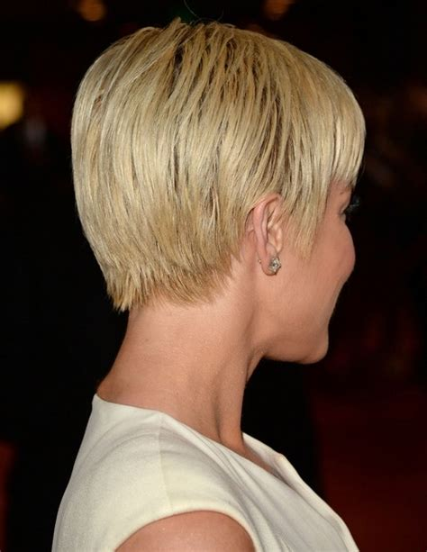 back view of kellie picklers hairstyles 2014 kellie pickler short hairstyles layered cut