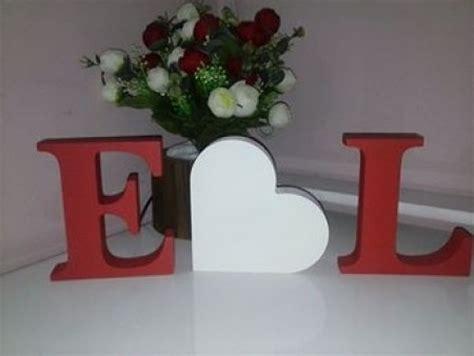 letras decoradas como fazer letras decorativas de madeira artesanato cultura mix