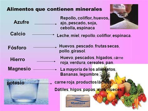 alimentos que contengan calcio que no sean lacteos alimentaci 211 n elaborada por alumnos de 4to a 241 o a ppt