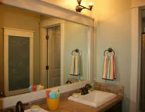 bathroom mirror trim ideas trim around mirrors max rooms look my