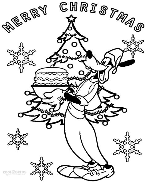 goofy birthday coloring pages printable goofy coloring pages for kids cool2bkids