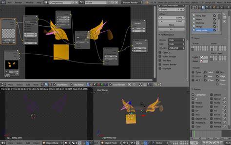 blender tutorial render layers compositing nodes doesn t render other layer blender