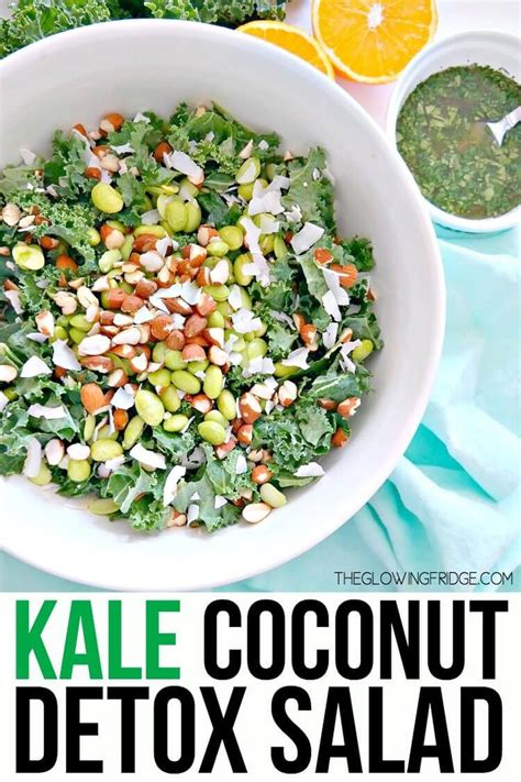 Kale Detox Salad Minimalist Baker by 1000 Ideas About Kale Smoothie Detox On Kid