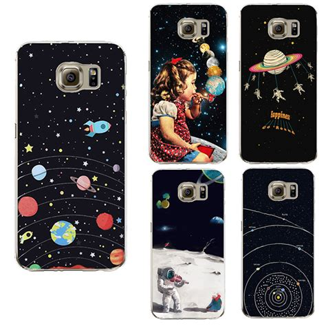 Galaxy For Iphone 5 5s Se 6 6s 6 6s 7 7 Termurah astronaut cover for iphone 5 5s se 6 6s 7 plus silicone for samsung galaxy s3 s4