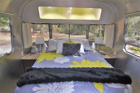 bedroom trailer 23 best images about airstream custom interiors on