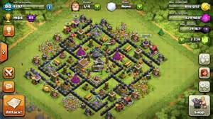 Best coc defense th 8 base car interior design