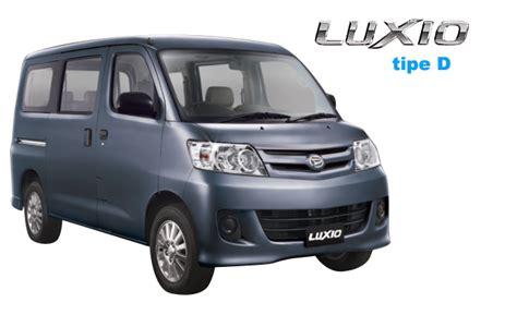 Suzuki Luxio Daihatsu Luxio Dealer Mobil