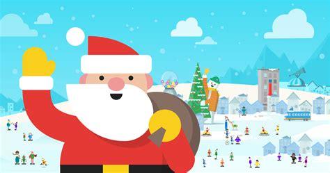 google images santa claus google santa tracker