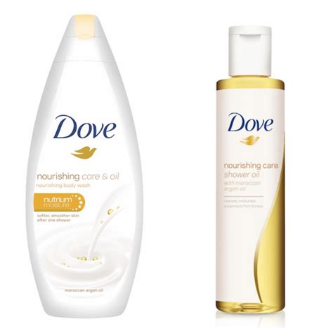 Sho Dove Nourishing Care dove nourishing care beautytalk