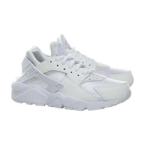 huarache running shoe nike s air huarache running shoe white
