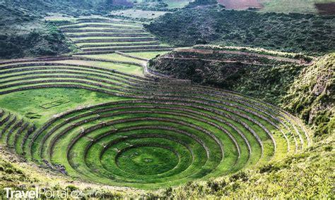 kruhov 233 terasy v moray jsou z 225 hadn 253 m pozůstatkem inků