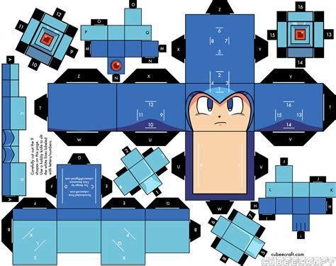 Minecraft 3d Papercraft - 19 best photos of 3d papercraft pikachu