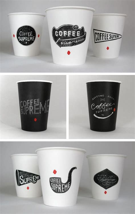 coffee cup design on behance coffee supreme new zealand australia paper cups