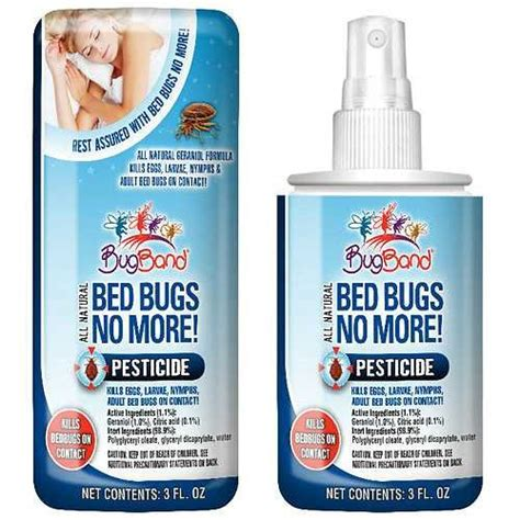 bed bug pesticide bug band bed bugs no more pesticide 3 fl oz pack of 2