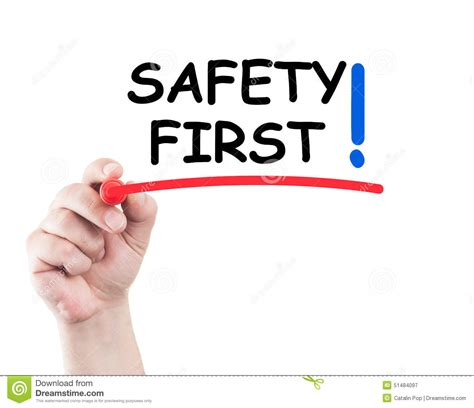 safety first stock image image 35138181 safety first stock photo image 51484097