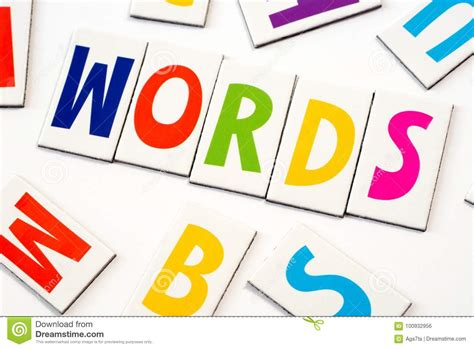 Words With Certain Letters