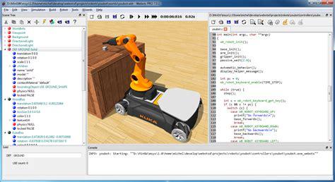 kuka sim layout free download software for everyone download cyberbotics webots 8 0 1