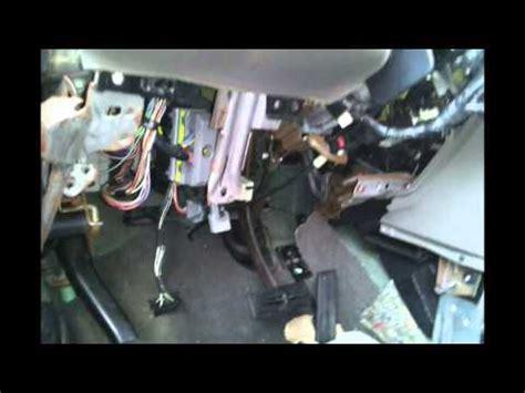 airbag deployment 2001 chrysler voyager instrument cluster ecm pcm starter 2003 dodge grand caravan 3 3l v6 wont