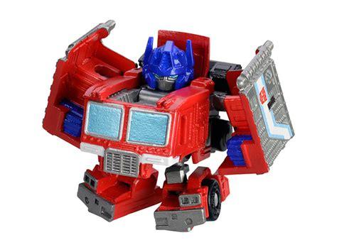 Kaos Transformer Optimus Prime 04 q transformers qtf 04 optimus prime convoy