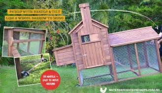 Small Backyard Chicken Coops For Sale 8 Easy Steps To Safely Move Your Chicken Tractor