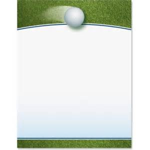 ball in play letterhead papers paperdirect