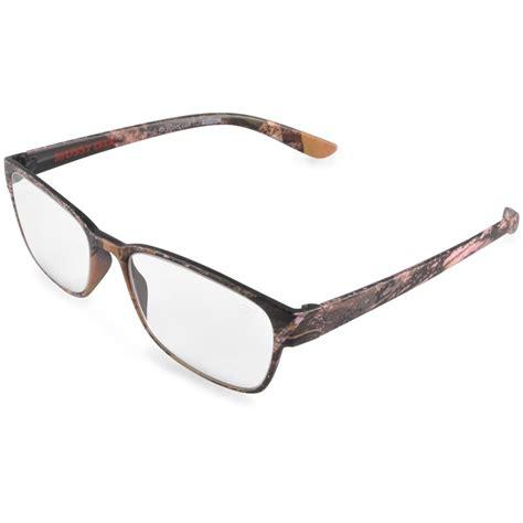 neoptx mossy oak rainey camo reading glasses 676392
