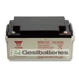 Batrey Yuasa Np 65 12 bateria yuasa np65 12i gestbatteries tu tienda de