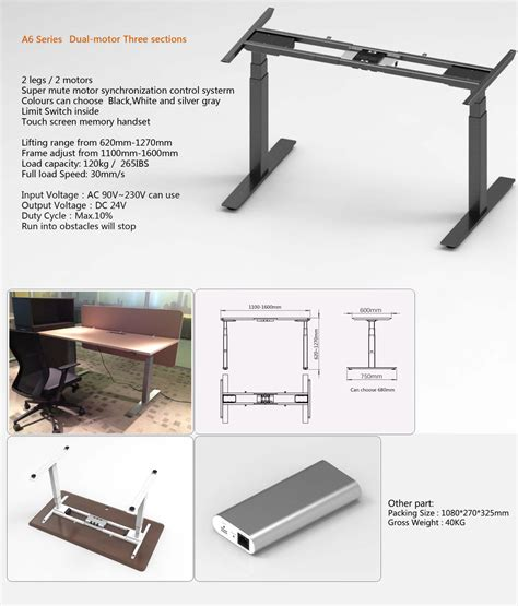 height adjustable office desk electric electric height adjustable office desk